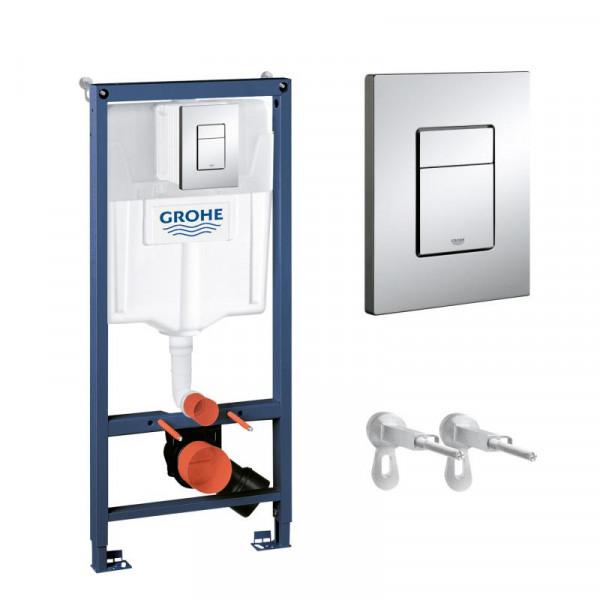 Grohe Rapid SL 3 in 1-Set Montageelement für WC 113 cm Spülkasten GD 2
