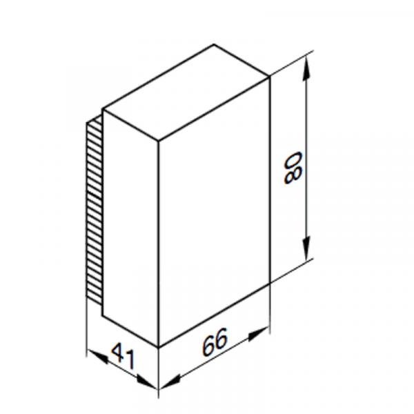Viessmann Außentemperatursensor Vitodens 100-W