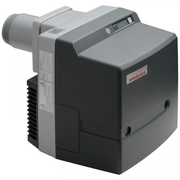 Weishaupt Gasbrenner Typ WG10N/0-D ZM-LN für Erdgas E/LL