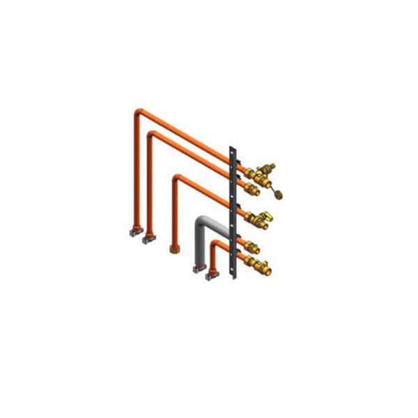 Viessmann Anschluss-Set für Aufputzinstallation nach links oder rechts