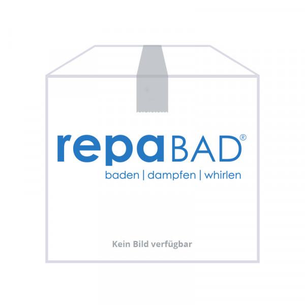 repaBAD Abdeckung Dach Aspen S Farbe Weiss