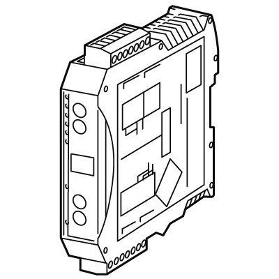 Weishaupt Datenprotokoll-Umsetzer eBUS/Modbus-RTU