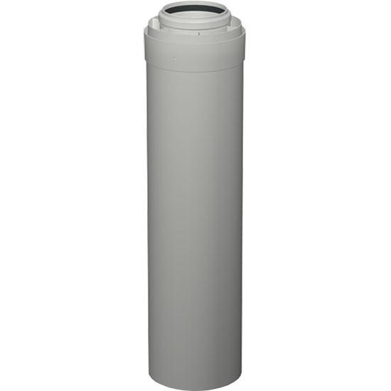 Viessmann AZ-Rohr 1000mm PPS, konzentrisch