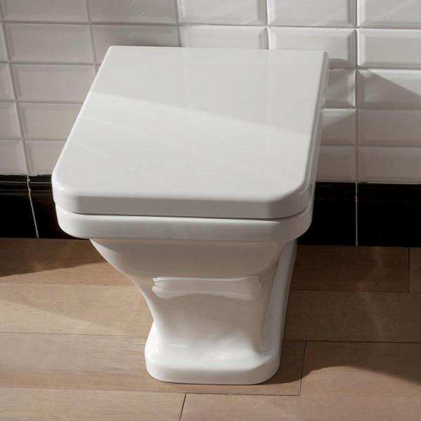 Scarabeo Butterfly Stand-Tiefspül-WC weiß
