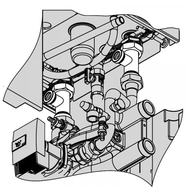 Viessmann Anschluss-Set Speicher