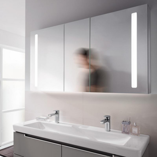 Villeroy & Boch My View 14 Spiegelschrank mit LED-Beleuchtung dimmbar