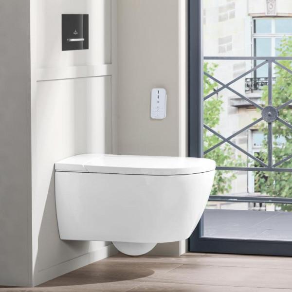 Villeroy & Boch ViClean I100 Dusch-WC offener Spülrand DirectFlush