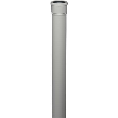 Viessmann Abgasrohr 60 mm 0,5 m