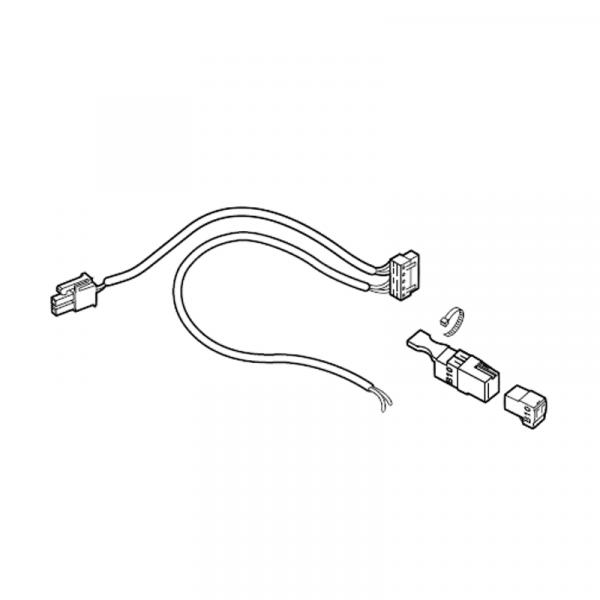 Weishaupt Anschlusskabel für Pufferregelung WTC 45/60-A inkl. Stecker B10