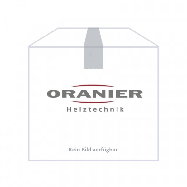 Kaminofen Oranier Ziva 50 Grundgerät, Stahl schwarz