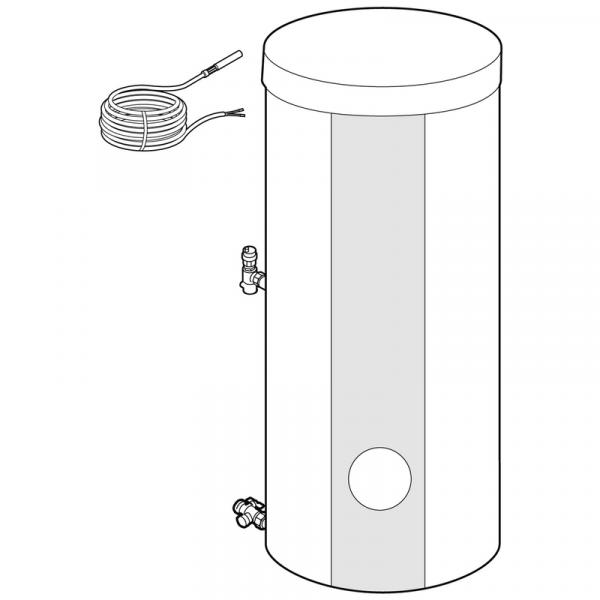 Weishaupt Paket WAS 400 Eco Trinkwasserspeicher für WTC 45/60-A