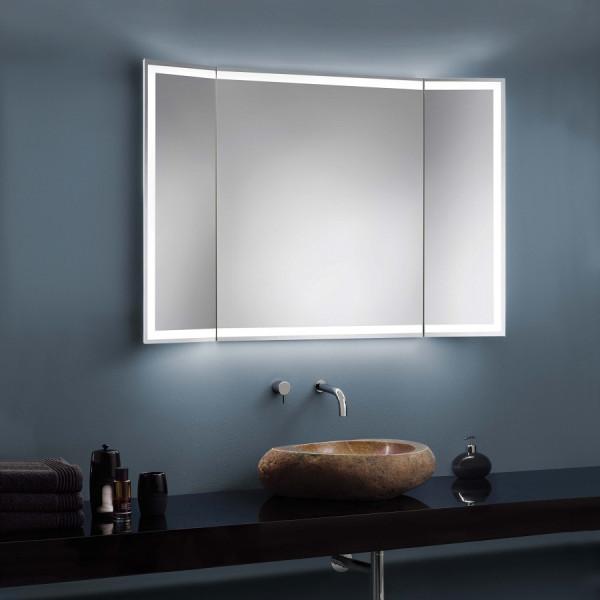 Zierath VISION Kristallklappspiegel