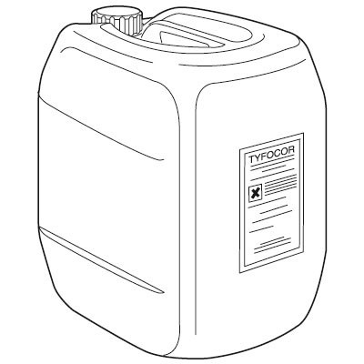 Weishaupt Solar Wärmeträger Tyfocor 10 Liter