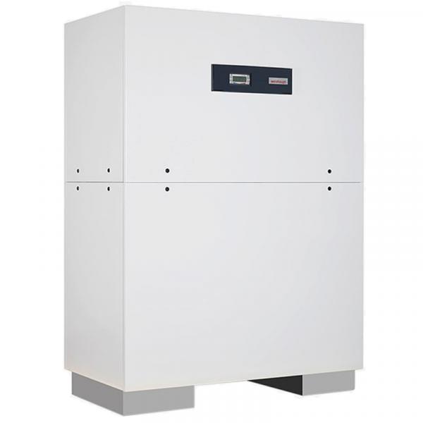 Weishaupt Sole/Wasser-Wärmepumpe Typ WWP S 20 IH mit 21,8 kW