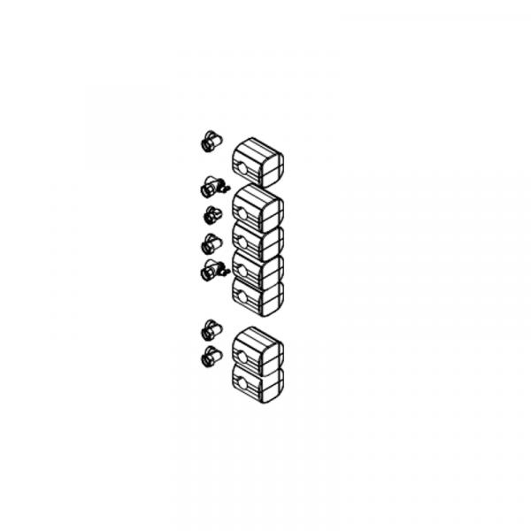 Weishaupt Anschluss-Set WASol - WIT (zum Anbau an WASol 310/410/510)