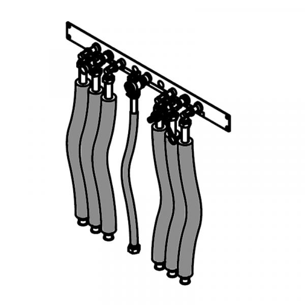 Viessmann Anschluss-Set für Unterputzinstallation Vitodens 343-F