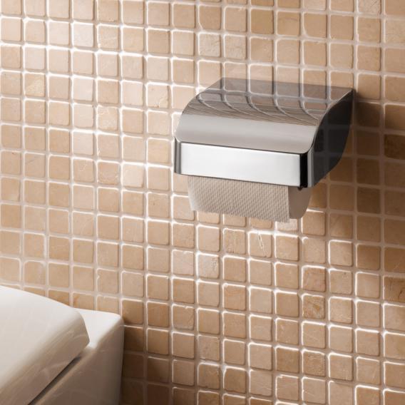 Keuco Elegance Toilettenpapierhalter mit Deckel