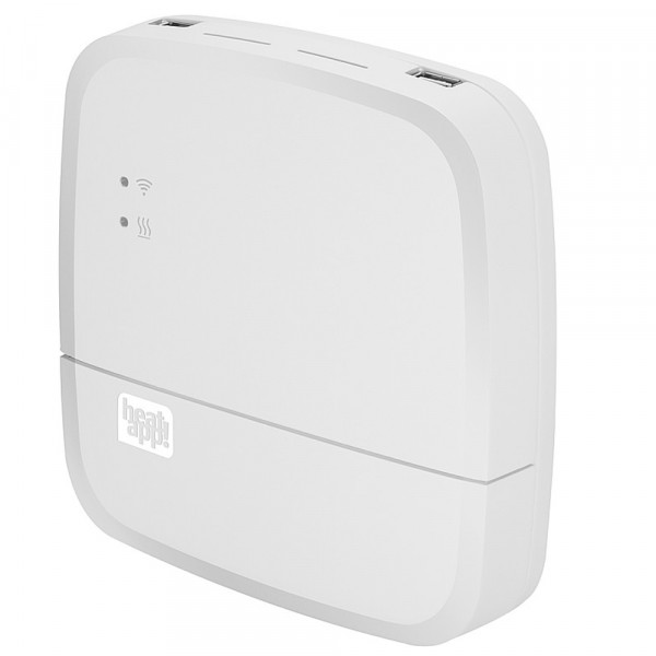 heatapp Base Systemregler/ Zentraleinheit inkl. LAN-Kabel