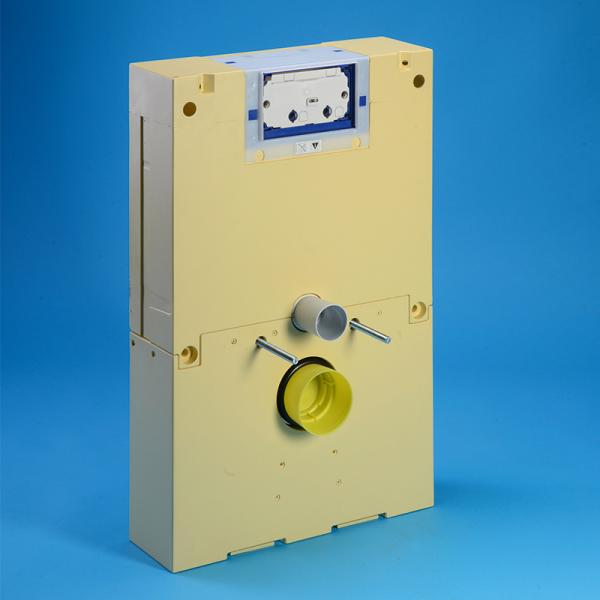 Grumbach WC-Stein 78 cm für Omega, Betätigung von vorne bzw. von oben