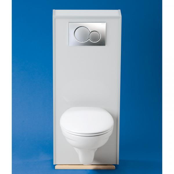 Grumbach Hochwertige Dekorplatten für die Verkleidung der Eck-WC-Steine