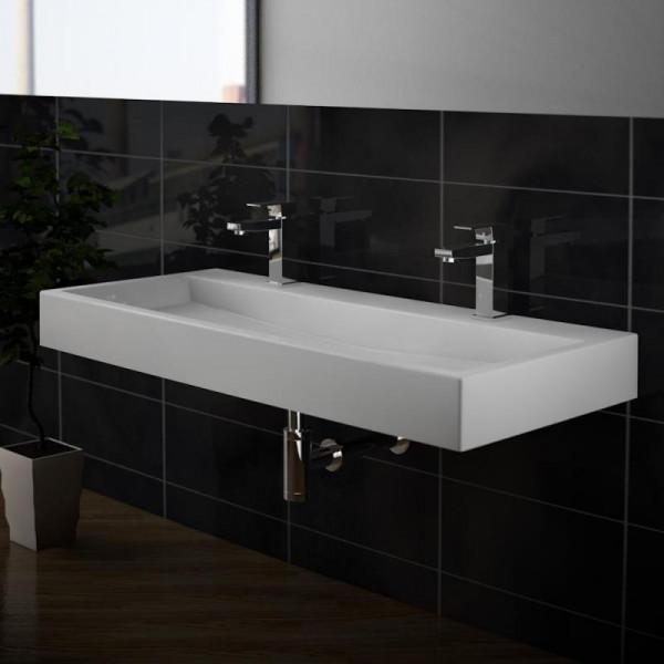 Treos Serie 710 Doppelwaschbecken
