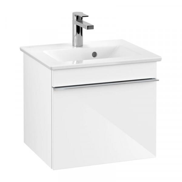 Villeroy & Boch Venticello Handwaschbecken mit Waschtischunterschrank 50 cm 1 Auszug