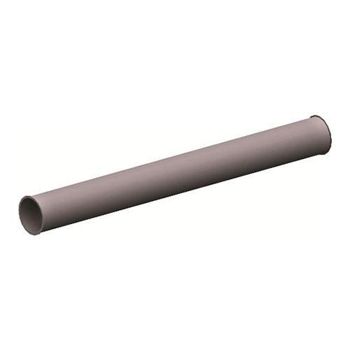 Viessmann Rohr mit Bördelrand 50 mm lang