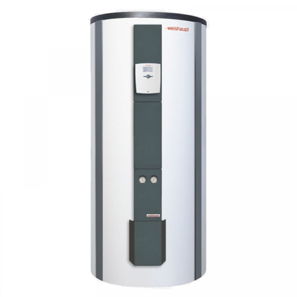 Weishaupt Energiespeicher WES A-C-K 660/910 mit Wärmetauscher, Solar und Trinkwasser