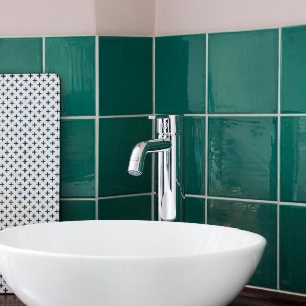 Damixa Silhouet Einhebel-Waschtischarmatur large ohne Ablaufgarnitur chrom