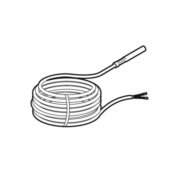 Weishaupt Temperaturfühler-Set NTC5k 5000 mm lang