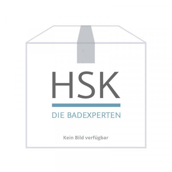 HSK Mittelanschluss-Garnitur Set Eck H37470 chrom
