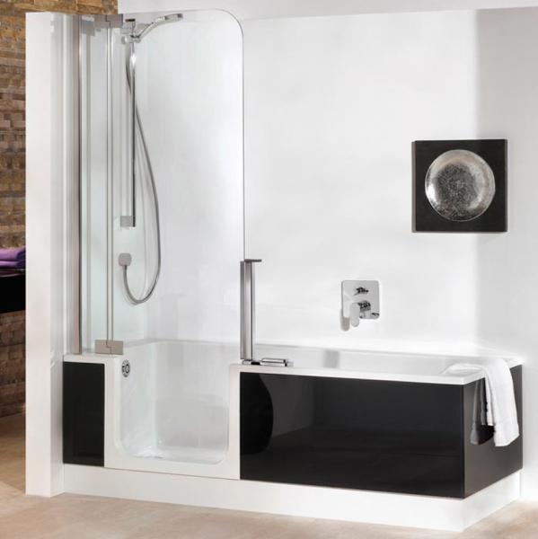 Artweger Twinline 2 Badewanne mit Duschzone