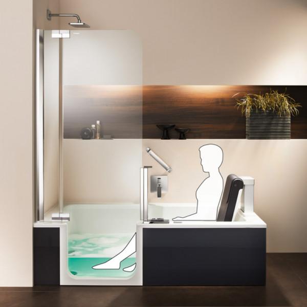 Artweger Artlift Duschbadewanne mit Hebesitz