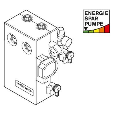 Weishaupt Pumpengruppe WHI pump-sol 20-14 FR #2 FlowRotor