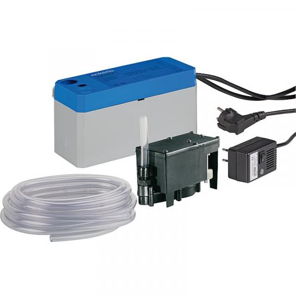 Kondensatpumpe EE 400M Premium inkl. 6 m PVC-Schlauch und Störmelder