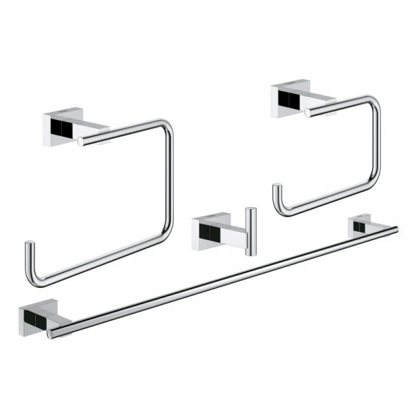 Grohe Essentials Cube Bad-Set 4 in 1