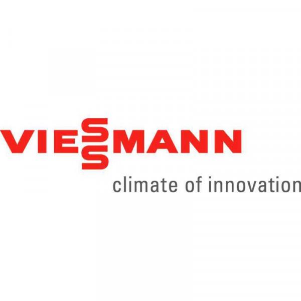 """Viessmann Kesselanschluss-Stück 1/2"""" ew-silver 150"""