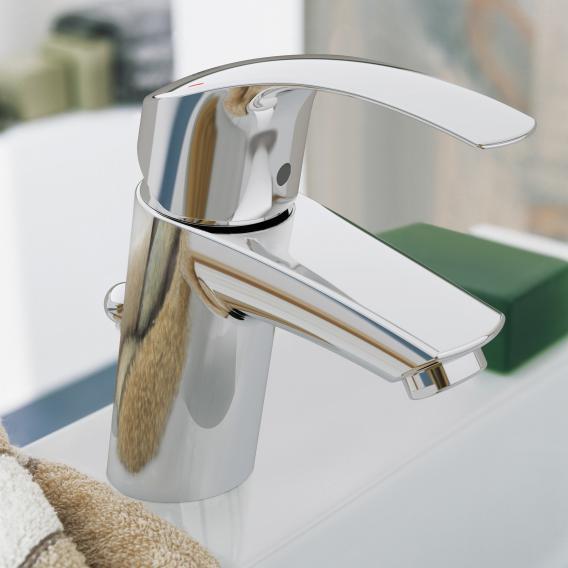 Grohe Eurosmart Einhand-Waschtischbatterie Niederdruck