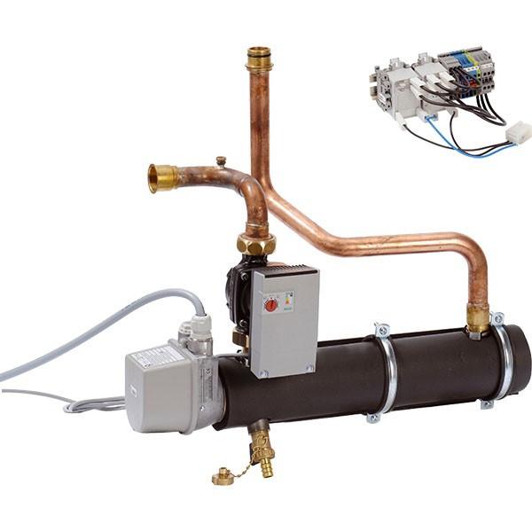 Viessmann Heizwasser-Durchlauferhitzer Set 2