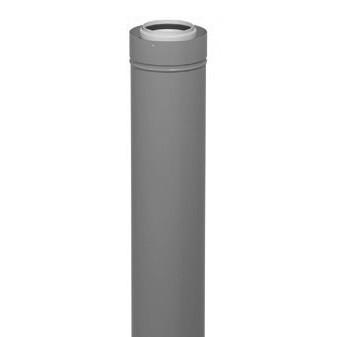 Viessmann Überdachverlängerung 1000mm PPS, konzentrisch
