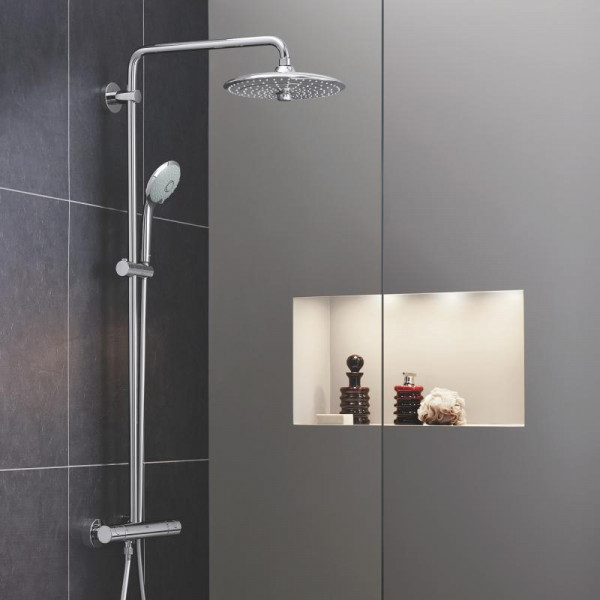 Grohe Euphoria System 260 Duschsystem mit Thermostatbatterie