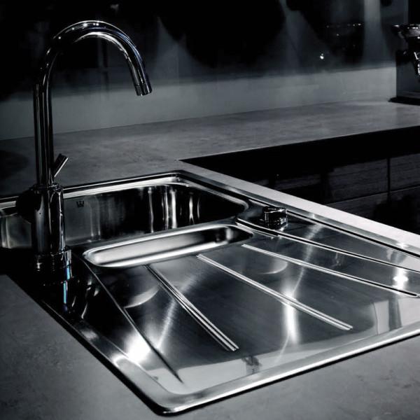 Reginox Diplomat 1,5 Eco Küchenspüle 950 x 500 mm