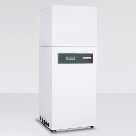 Weishaupt Luft/Wasser-Wärmepumpe für Innenaufstellung Typ WWP L 8 IK-2, 6,6 kW