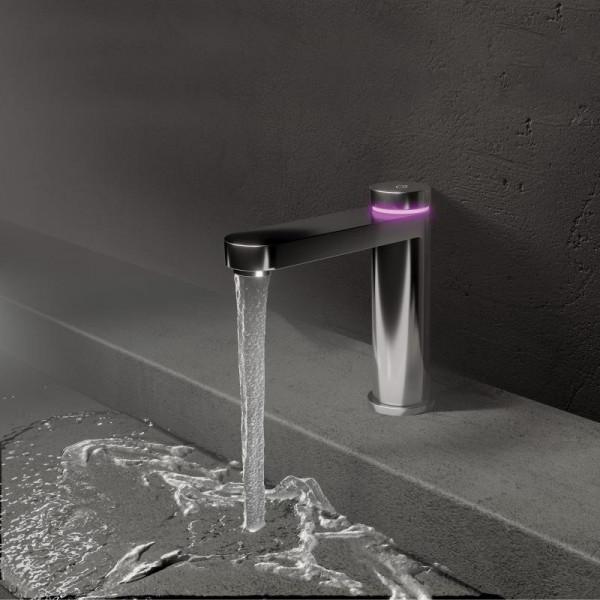 Steinberg iFlow vollelektronische Waschtisch-Armatur