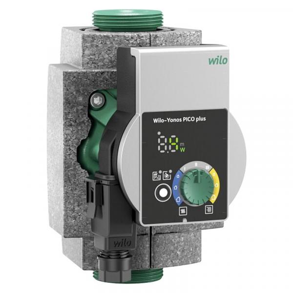 Umwälzpumpe Wilo Yonos Pico plus 15/1-4 DN15(1/2), BL: 130mm, 230V/AC