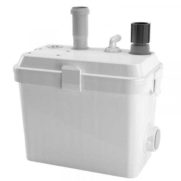 Zehnder S-SWH 190 Schmutzwasser-Hebeanlage Überflur