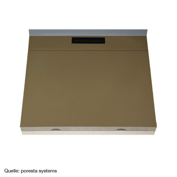poresta systems Poresta Limit S 95 1200 x 1200 x 98 mm