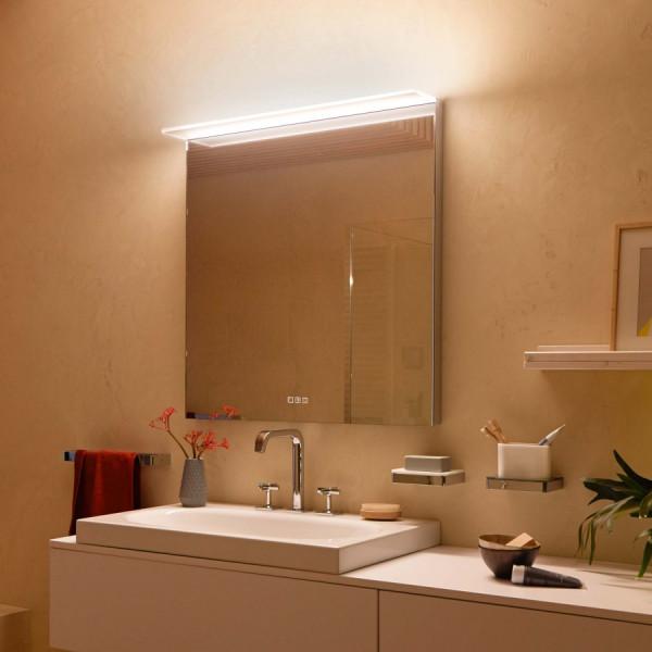 Zierath Avela Pro 2.0 Lichtspiegel mit LED-Beleuchtung, Easy Touch-Bedienfeld