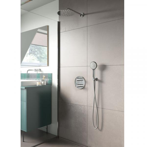Damixa Silhouet HS1 Unterputz-Duschsystem Thermostat