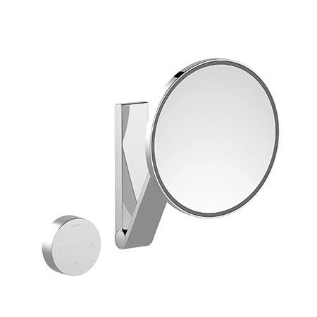 Keuco iLook move Kosmetikspiegel Unterputz-Kabelführung Lichtfarbe einstellbar